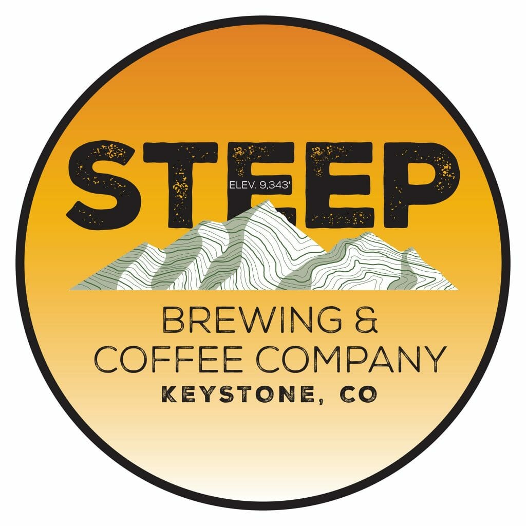 Steep Brewing and Coffee Co Logo